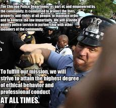 The chicago police department