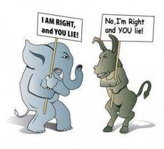 i am right and you lie
