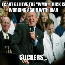 the WMD trick