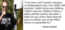 Adam Kokesh quote