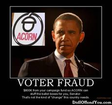 voter fraud