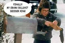 Finally my obama bullshit decoder ring