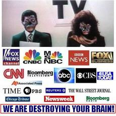 We are destroying your brain