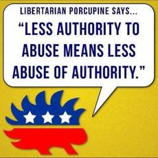 Less authority to abuse means less abuse of authority