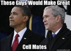 These guys would make great cell mates