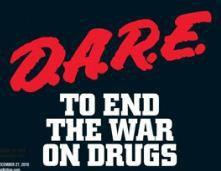 dare to end the war on drugs