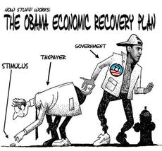 The obama econonic recovery plan