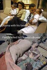 Family killed by Obama's drones