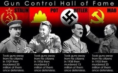 Gun control hall of fame