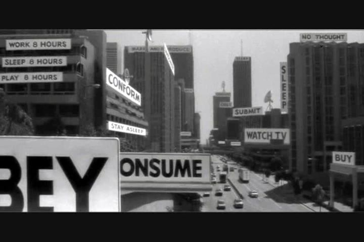 obey consume conform