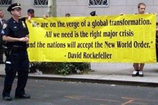 David rockefeller new world order