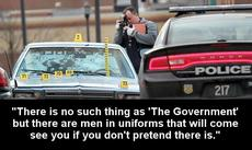 there is no such thing as the government