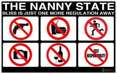 The nanny state