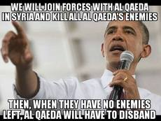 we will join forces with al qaeda