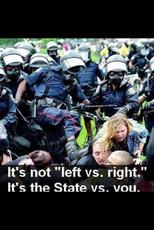 It's not left vs right it's the state vs you