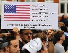 My freedom is dying behind closed doors